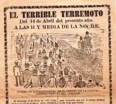 Hoy se cumplen 112 años del sismo y tsunami de Acapulco (1907)