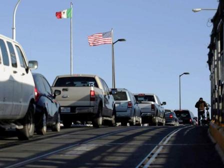 Endurece Estados Unidos seguridad en frontera con México