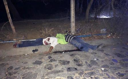 Ejecutan a cuatro hombres en Taxco