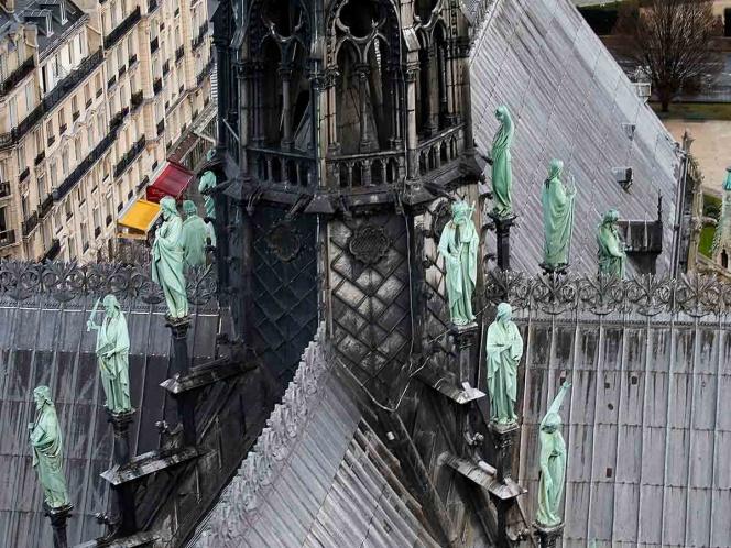 Urge valoración del acervo artístico de Notre Dame