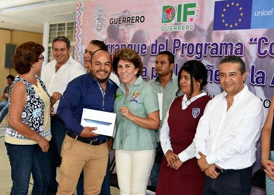 UNICEF incluye a Guerrero en el programa «Comunidades en armonía»