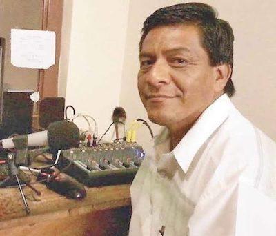 Periodistas asesinados en México: Telésforo Santiago Enríquez