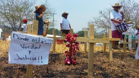 Suspenden búsqueda de fosas clandestinas en en Chilapa y Zitlala