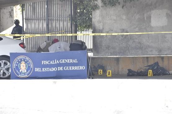 Localizan un cuerpo desmembrado en la colonia Universal de Chilpancingo