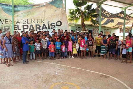 Acercará el Ayuntamiento de Acapulco fertilizante a las comunidades rurales