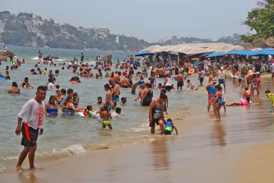(Video) Logra Acapulco ocupación hotelera cercana al 90 por ciento