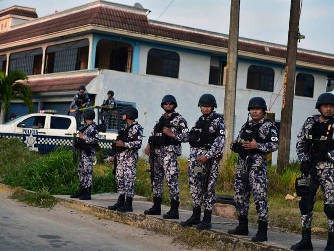 Habrá Ley de Guardia Nacional con mando civil antes del 25 de mayo