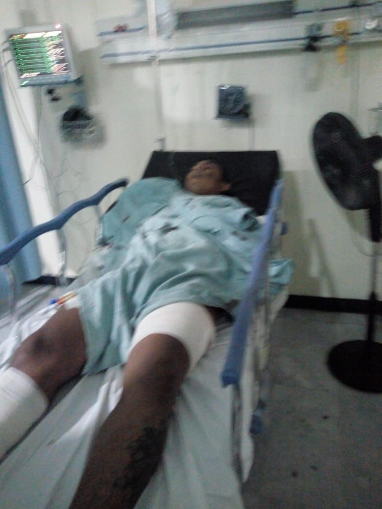 Comando irrumpe en hospital de Acapulco y ejecuta a un paciente