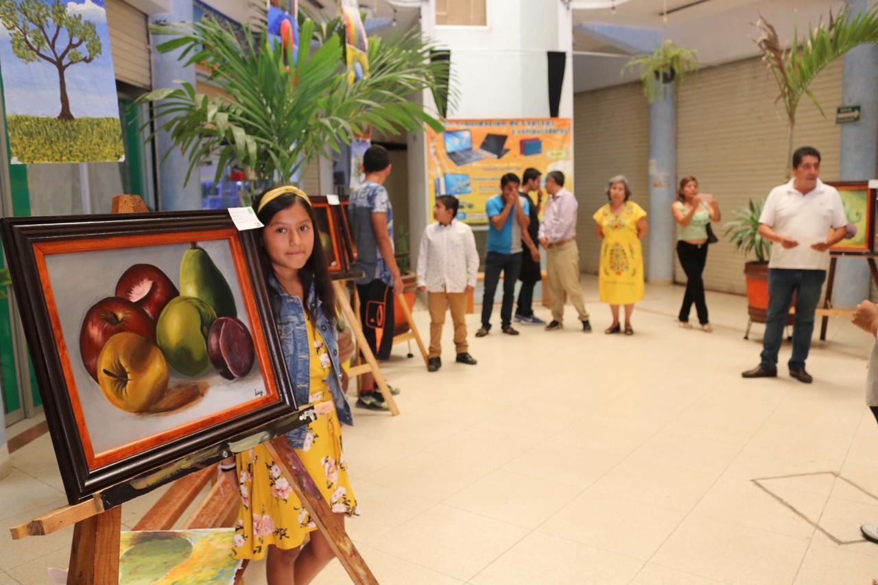 En Chilapa, el Arte está abandonado: pintor