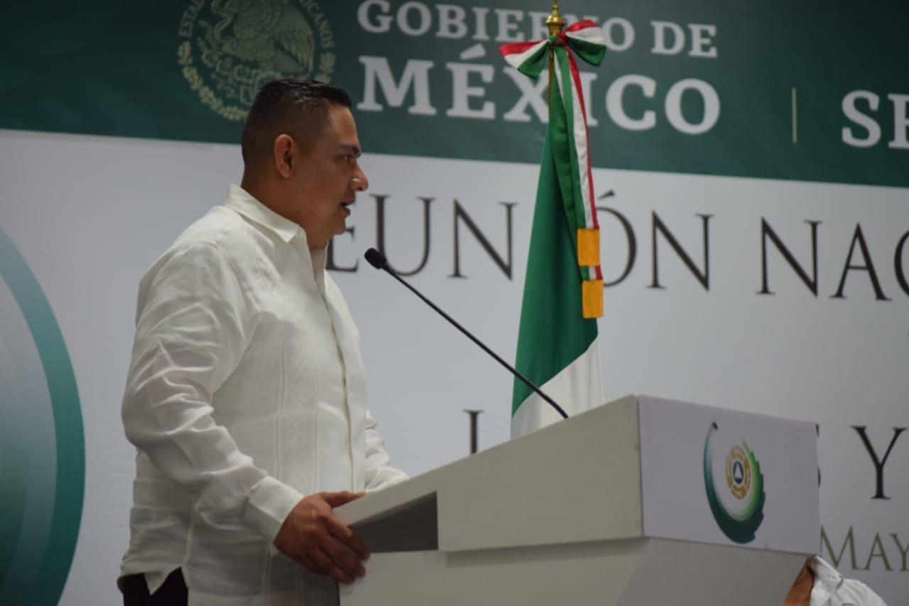 Concluye con éxito reunión nacional de protección civil en Ixtapa-Zihuatanejo