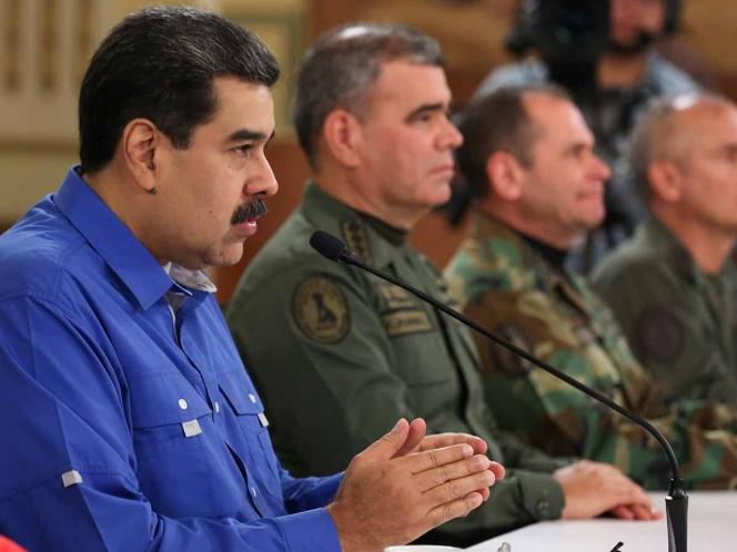 Maduro desmiente versiones sobre abandonar Venezuela
