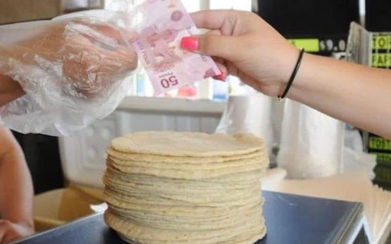 Anuncian aumento al precio de la tortilla en Ometepec