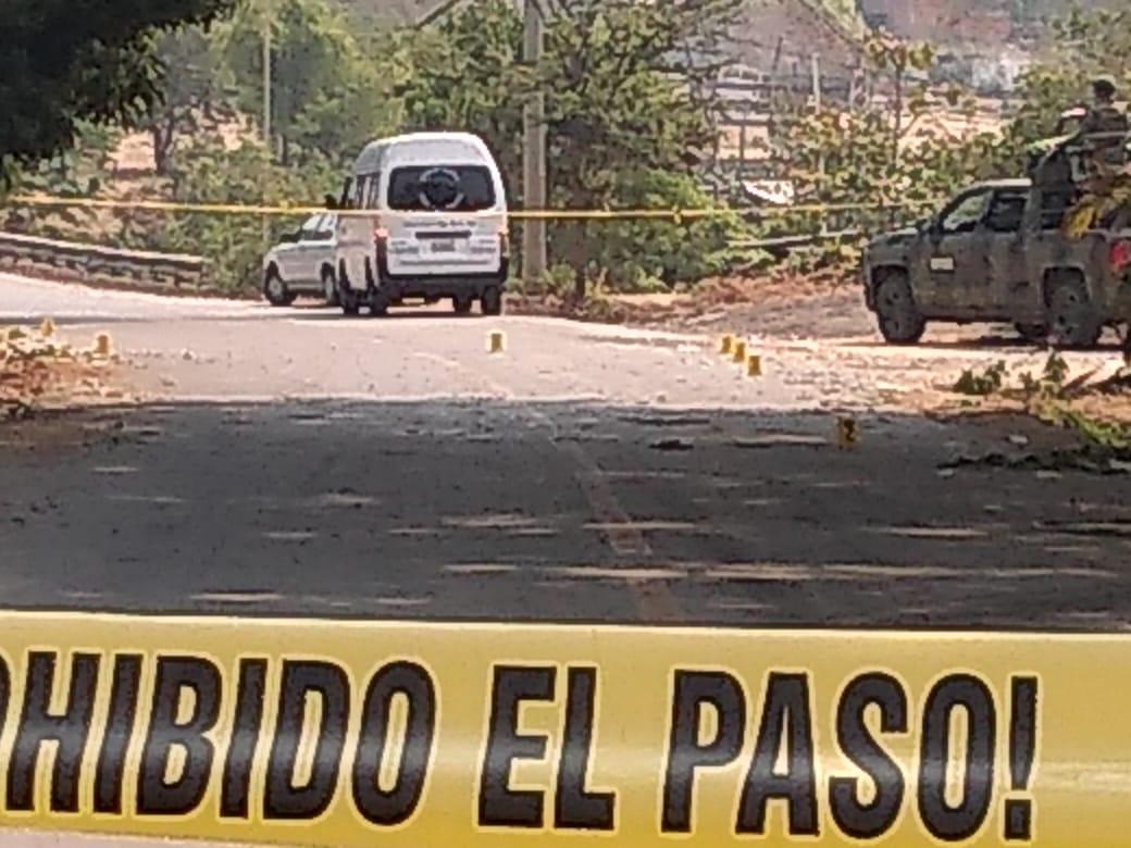 Enfrentamientos en la Sierra de Zihuatanejo; versión de que habría 10 muertos