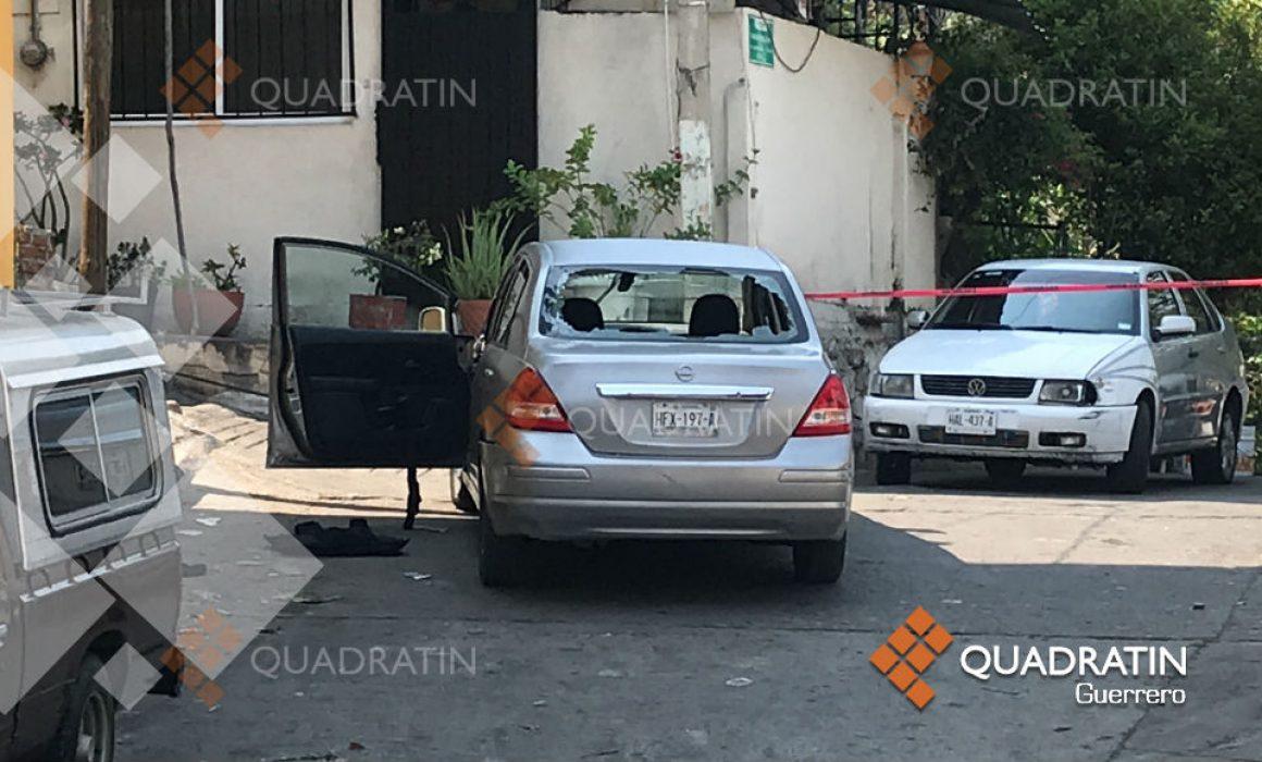 Se enfrentan armados y estatales en La Cima de Acapulco; hay un muerto