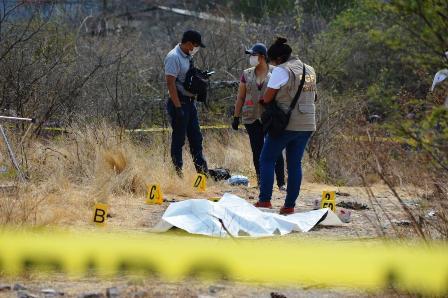 La asesinan frente al Hospital General de Chilpancingo