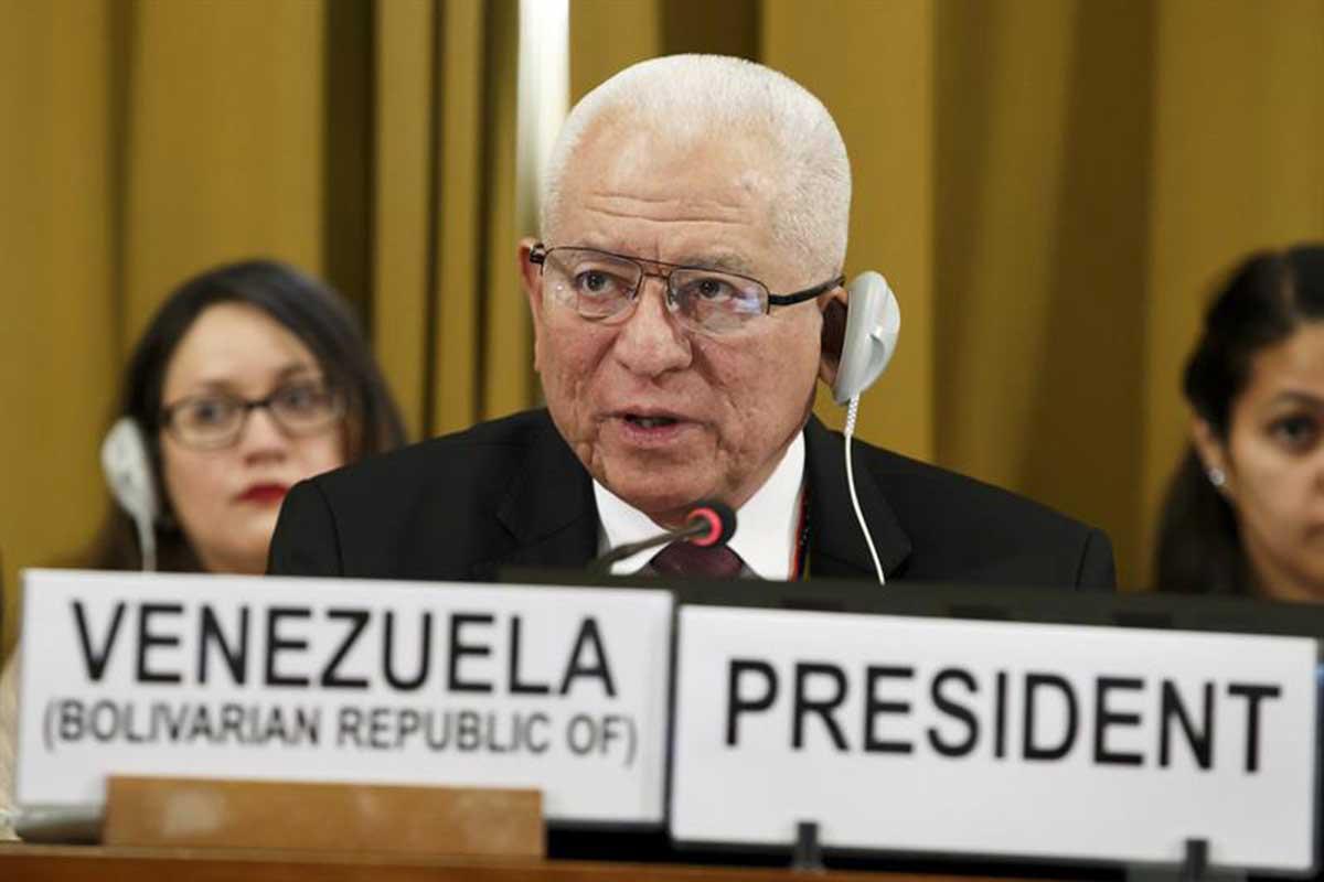 EU y aliados boicotean a Venezuela en Conferencia de Desarme