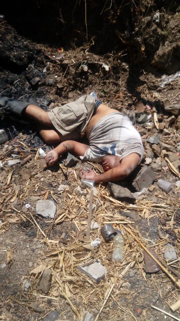 Asesinan a lava carros, cerca del MP de Taxco