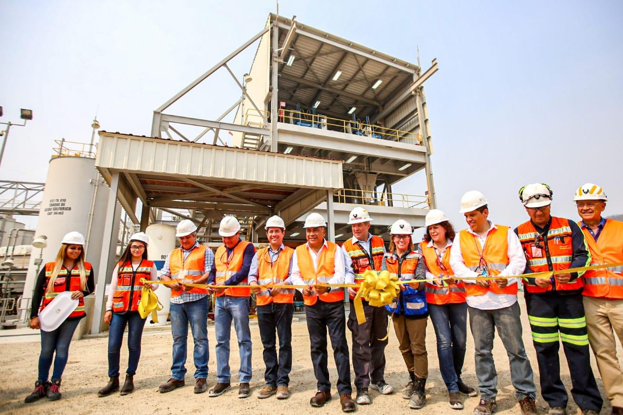 Crecimiento económico en Guerrero, gracias a inversión minera
