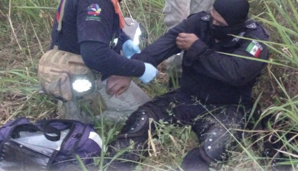 Repelen policías estatales agresión de armados en comunidad de Acapulco