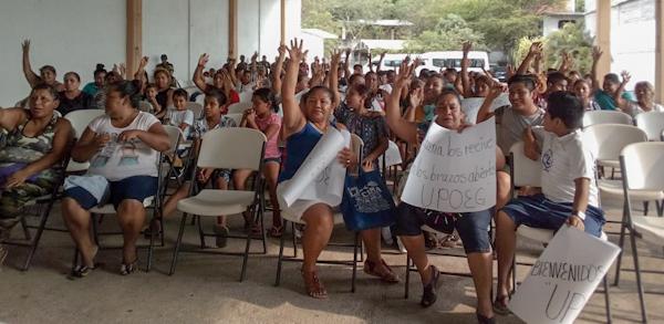 Instalan policías comunitarios en la zona suburbana de Acapulco