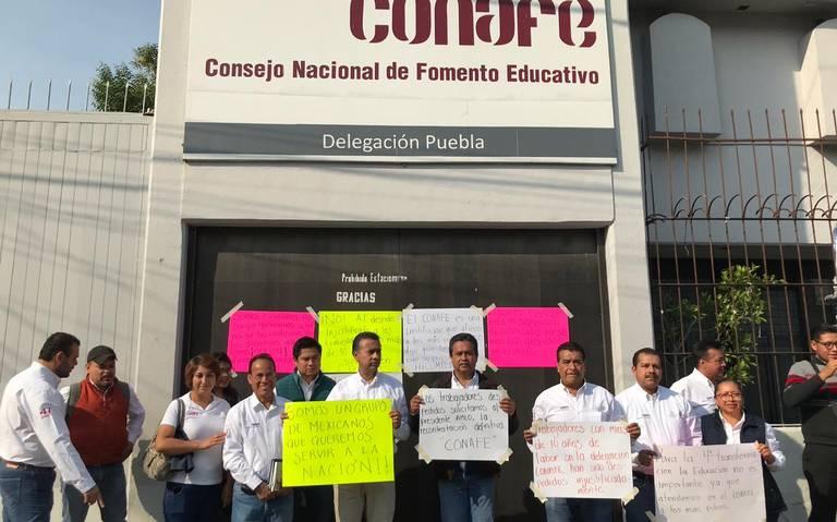 También en Tecpan despiden a 37 trabajadores del Conafe