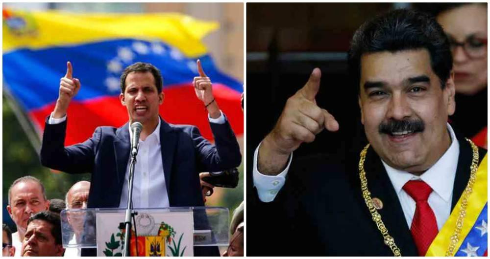Enviados de Maduro y Guaidó negocian en Noruega