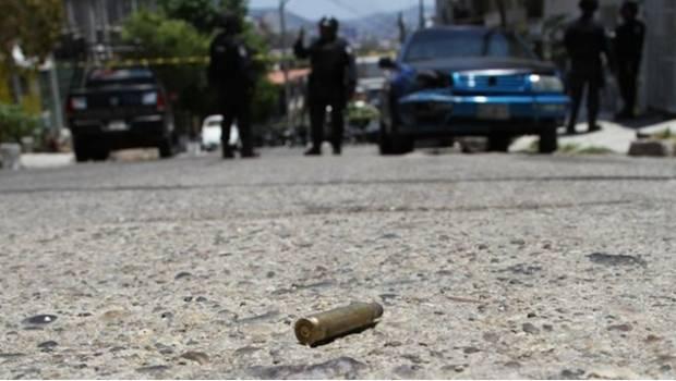 Atacan la comandancia de la Policia Ministerial en Chilapa