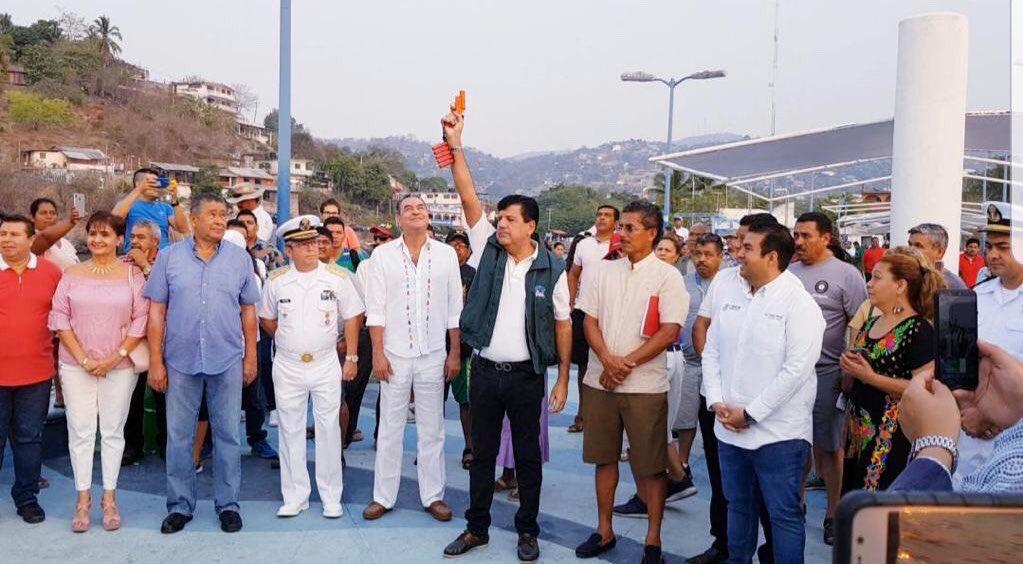 Ixtapa-Zihuatanejo se consolida como destino de pesca deportiva