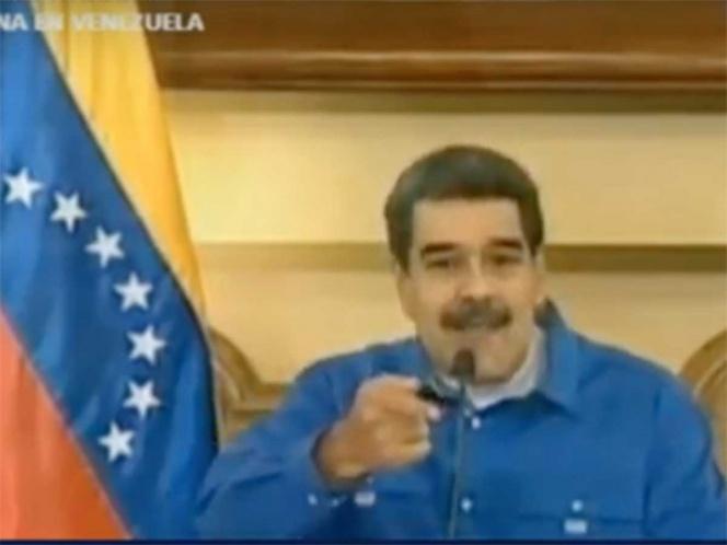 Maduro convoca a 'marcha por la paz' este 1 de mayo