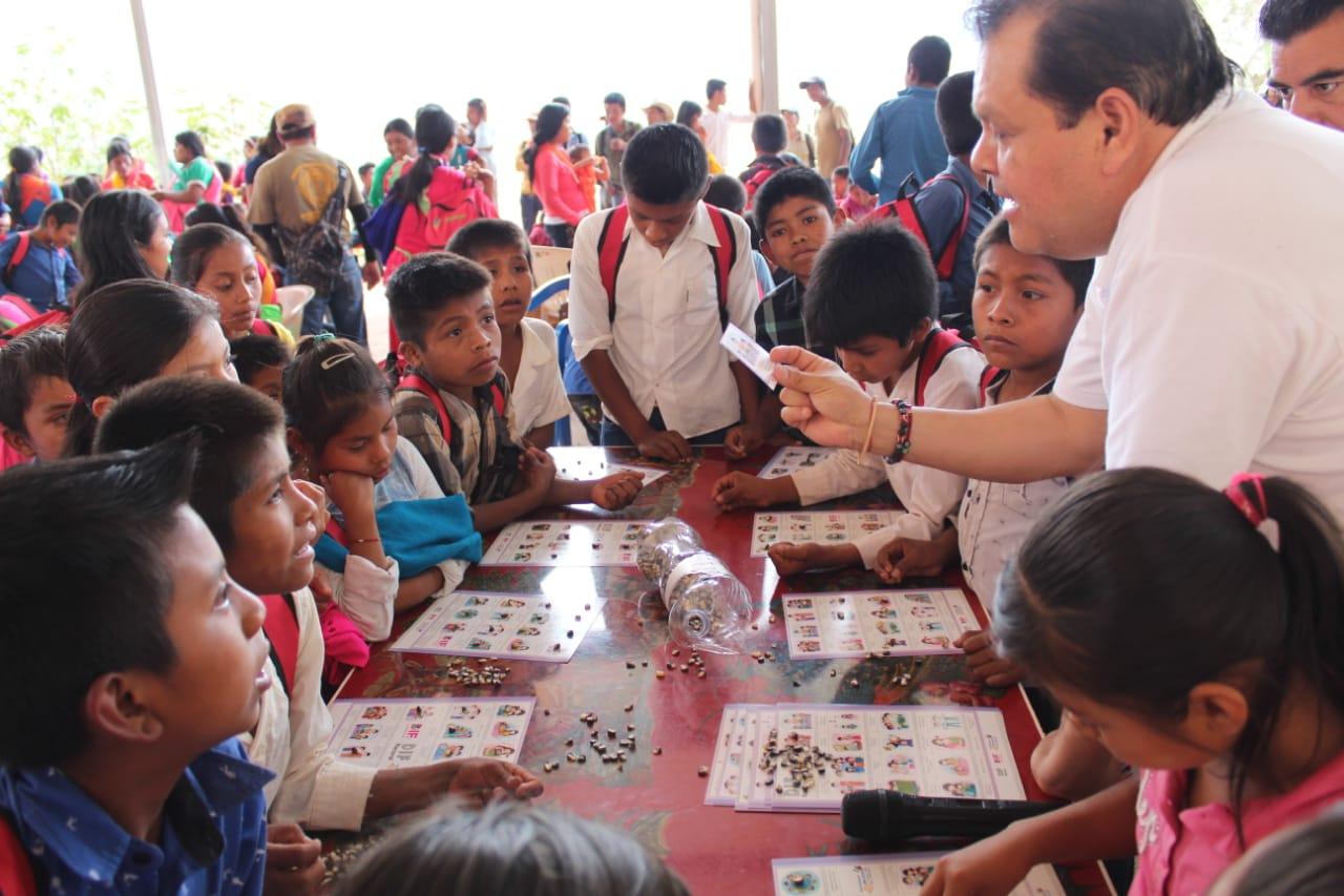 Realiza DIF Guerrero jornada de atención médica en Rincón de Chautla, Chilapa