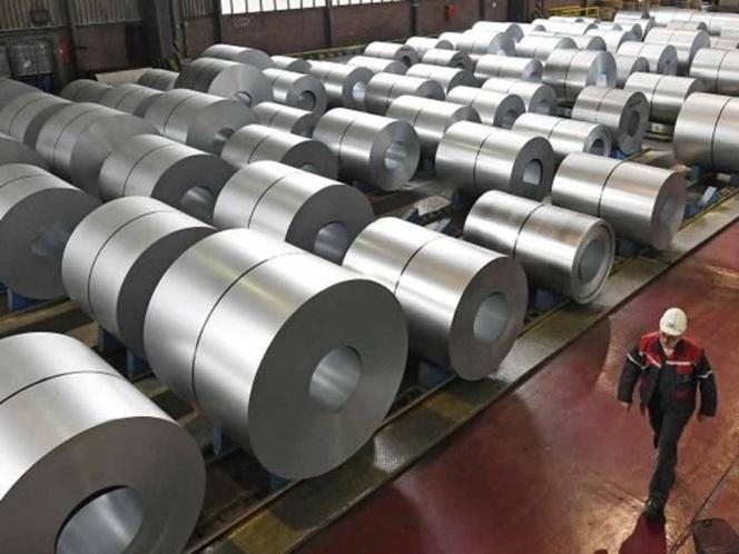 EU quitará aranceles al aluminio y acero de México