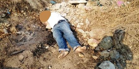 Dejan ejecutado en Las Plazuelas de Acapulco