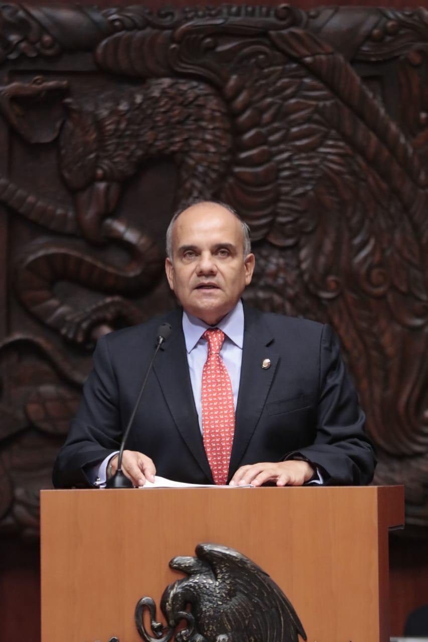 Añorve solicita la comparecencia del secretario de Salud Federal en la Comisión Permanente, por los recortes presupuestales, despidos injustificados y desabasto de medicinas