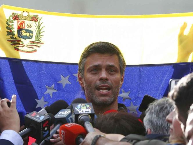 'Caída de Maduro' es cuestión de semanas: Leopoldo López