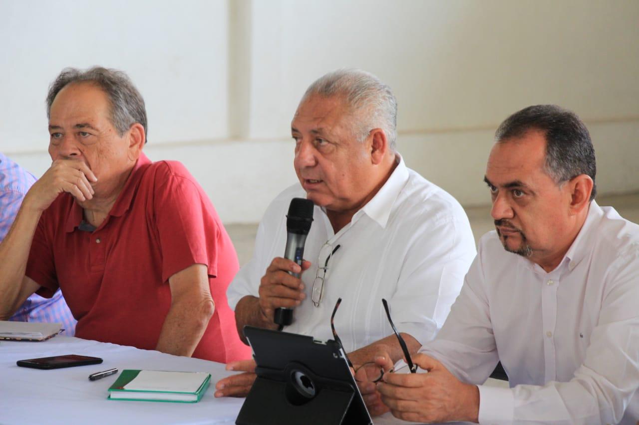 Da continuidad el Gobierno Estatal al programa de fertilizante; Preside Sagadegro reunión con Alcaldes de la Montaña