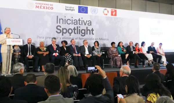 ONU y Unión Europea buscan frenar feminicidios en Guerrero