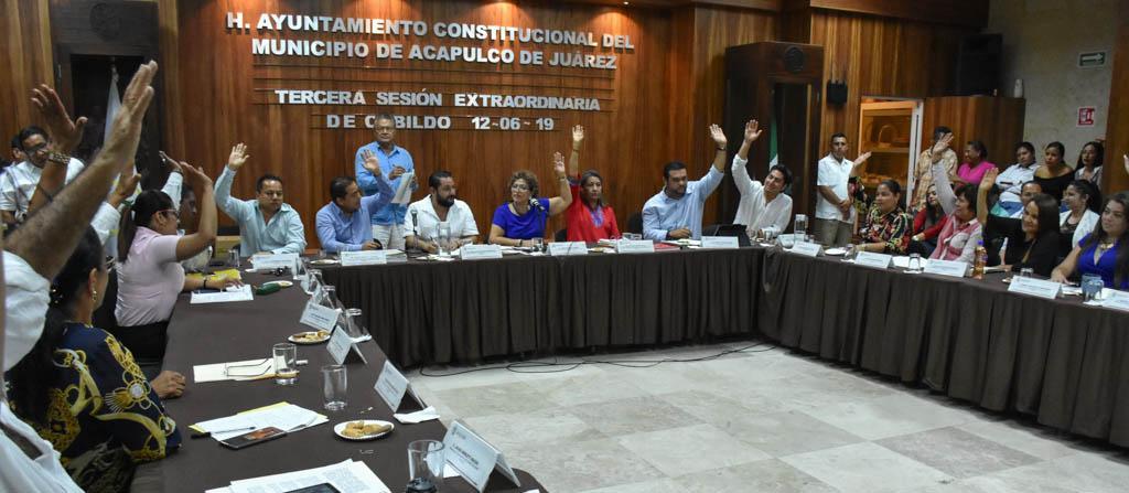 (Video) Aprueba el Cabildo reponer el proceso de elección del nuevo contralor