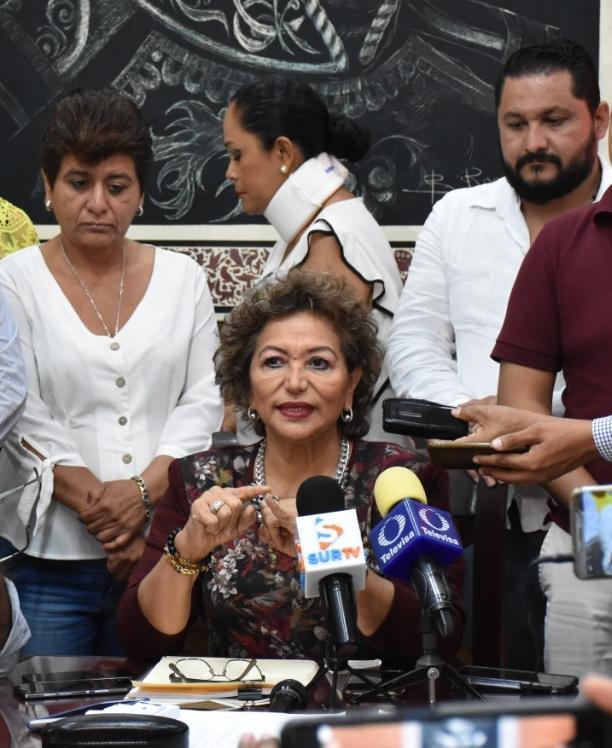 Adela Román visitará Medellín, para conocer su proceso de pacificación
