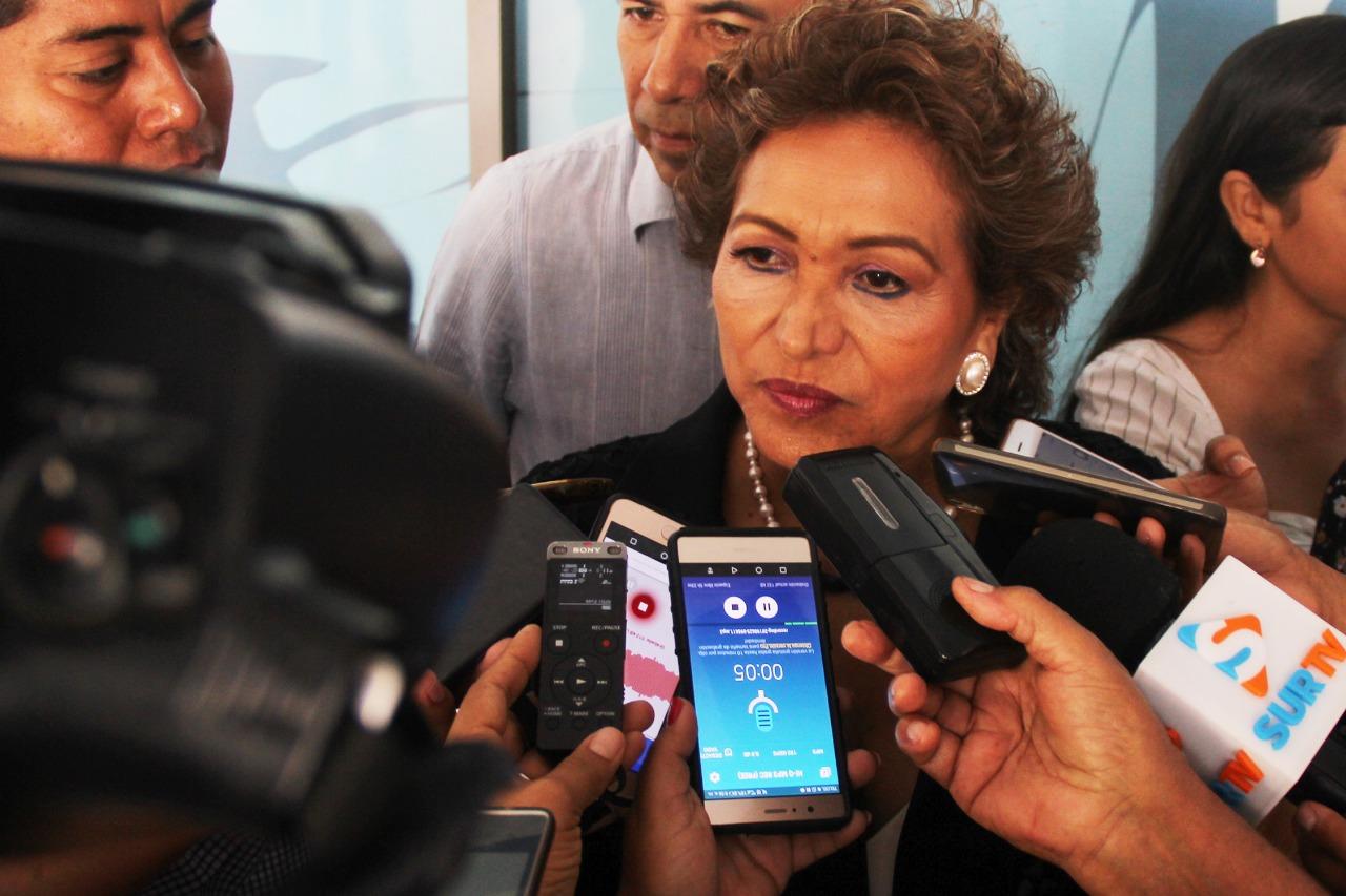 Se agilizará la entrega del fertilizante en Acapulco, señala Adela Román