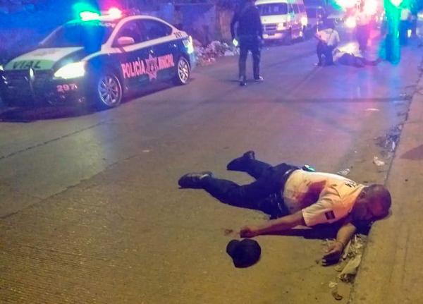 Acapulco amanece con dos encajuelados y un policía asesinado