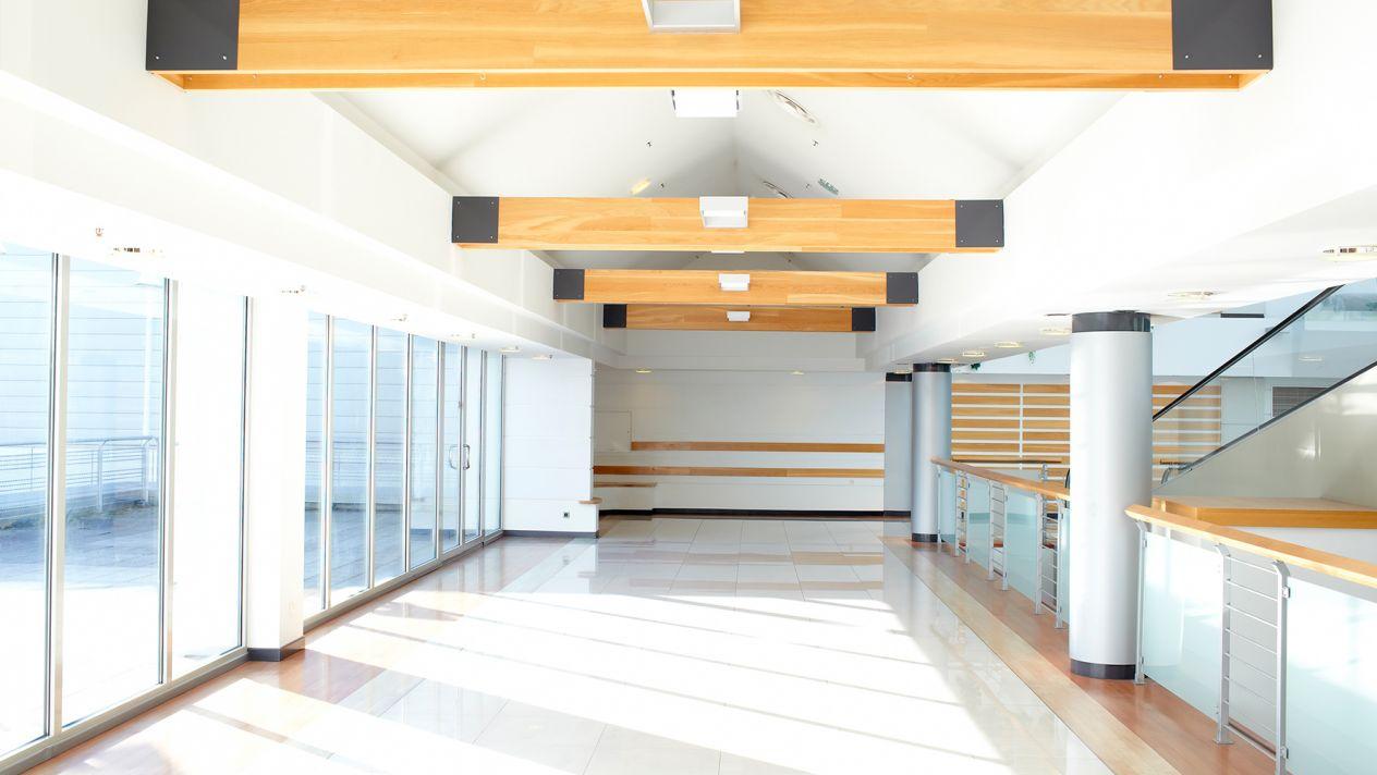 Las oficinas sin ocupar en CDMX tienen (casi) la misma área que todas las de Monterrey