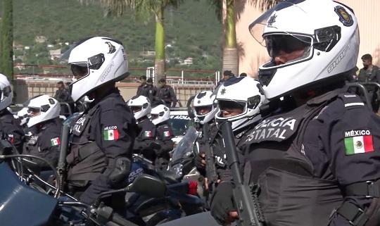 Moto policía herido tras chocar ¡contra otra motocicleta!