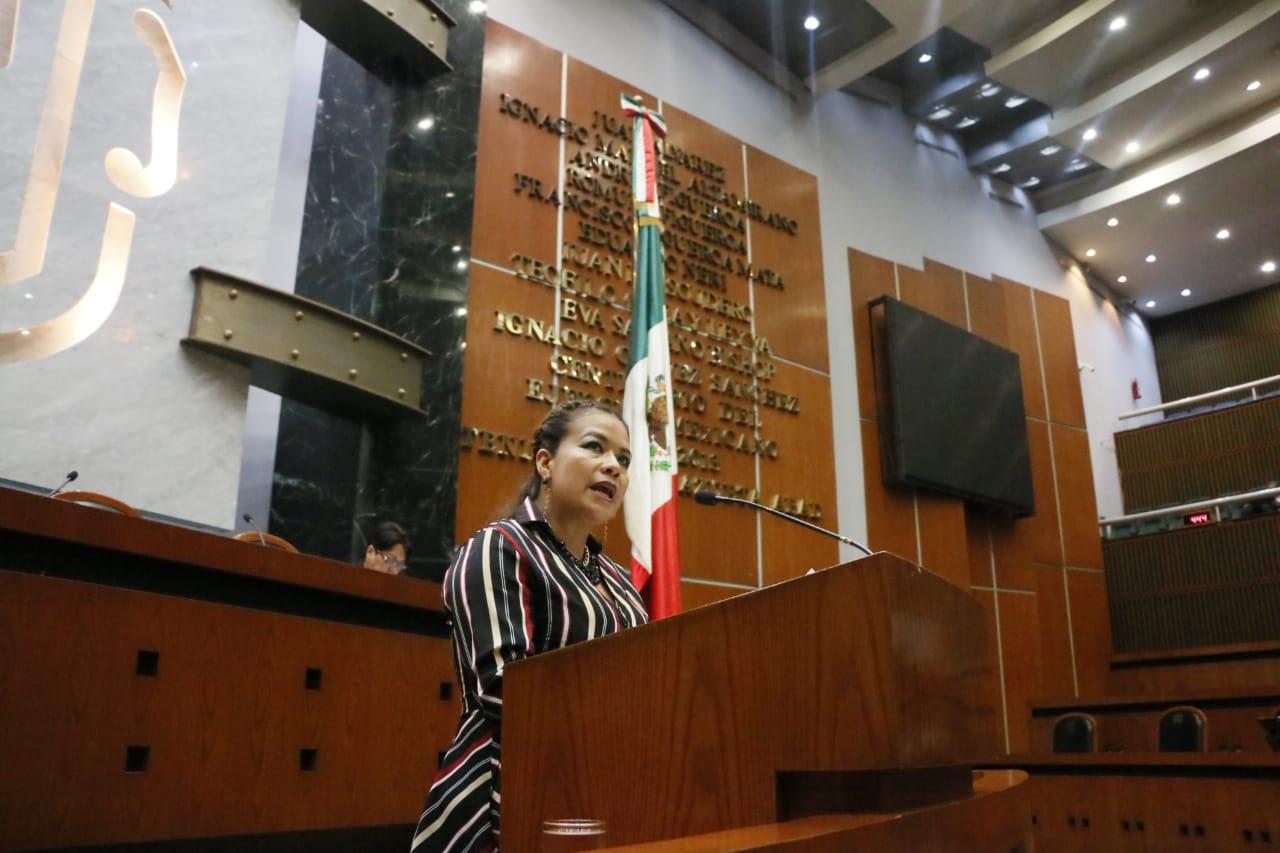 Propone Norma Otilia Hernández una auditoría especializada para investigar fraudes en la función pública y privada