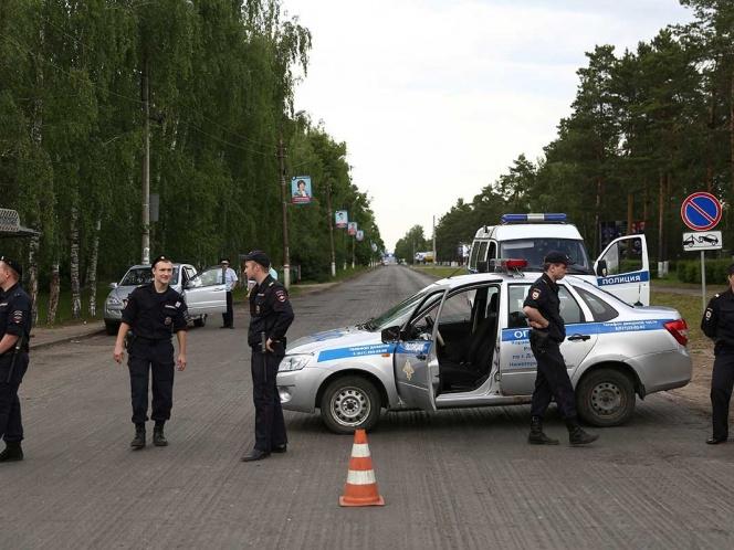 Suman 79 heridos por accidente en fábrica de Rusia