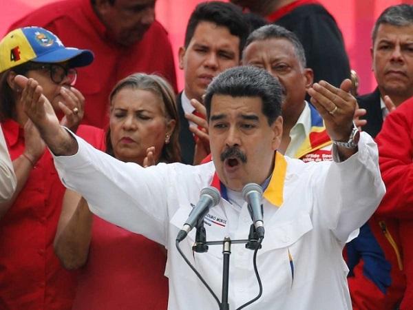 Exjefe de inteligencia llega a EU y revela secretos sobre Nicolás Maduro