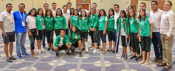 Deportistas de Guerrero arrasan en juegos escolares nacionales