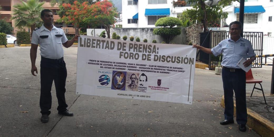 Al menos 7 moneros y 5 foto reporteros confirman exposición en el marco del Foro sobre la Libertad de Prensa