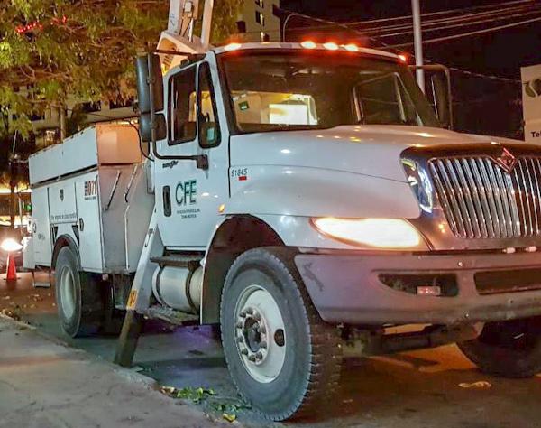 Emergencia en la Península de Yucatán por falta de electricidad