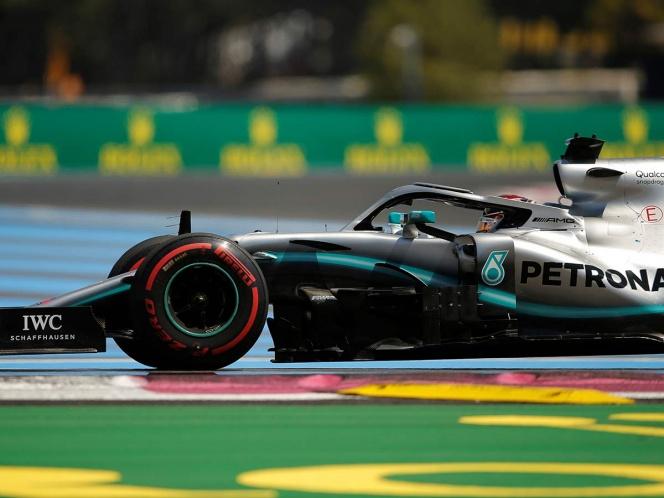 Hamilton consigue la 'pole' en el GP de Francia