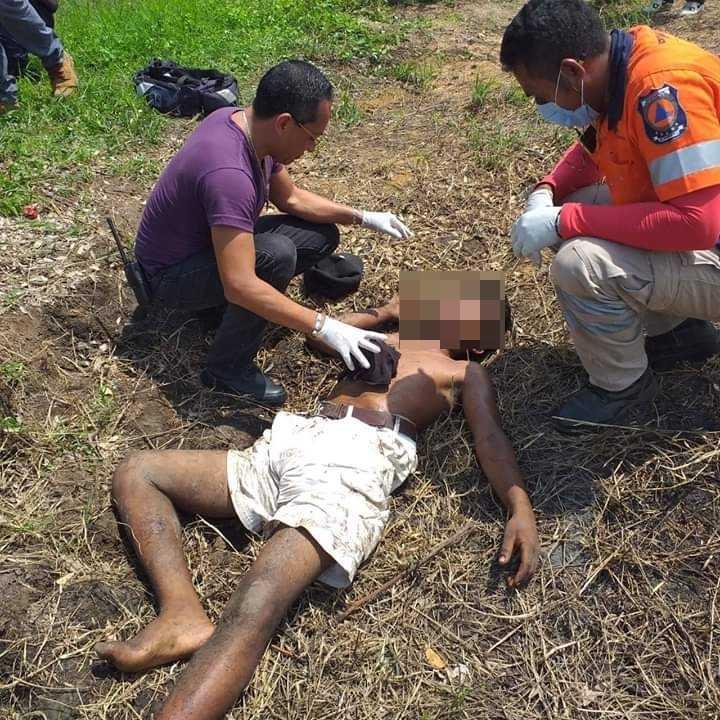 Joven de 18 años fue lapidado y sobrevivió; armados lo sacan del hospital y aparece ejecutado